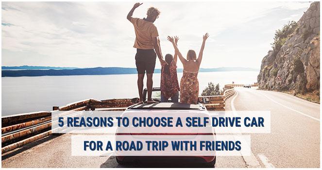 Self drive road trips